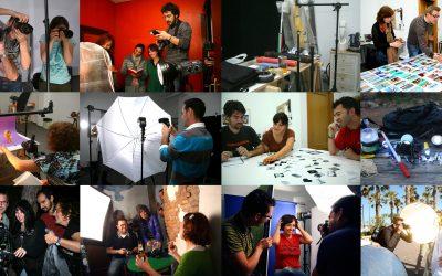 El 'Grupo de Iniciación a la Fotografía, Arte y Técnica' avanza con paso sólido
