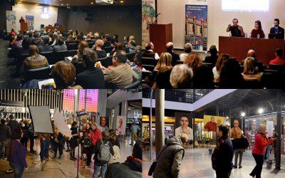 Juan Catalán participa en las III Jornadas de visibilidad y VIH con la presentación del proyecto 'VIHSIBLES: AUTORRETRATOS'