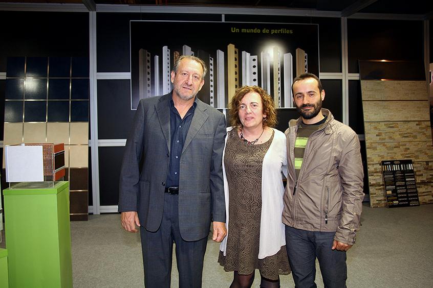 Plasdecor inaugura CEVISAMA '14 con una fotografía de Juan Catalán en gran formato